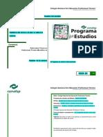 Plantilla Programa Estudio 2017 f