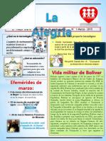 Periódico Mural, Digital (Catedra)