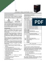 Manual n2000 v30x d Portuguese