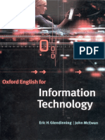 Oxford English for Infomation Technology