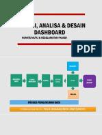 Validasi, Analisa & Desain Dashboard