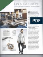 Angelo Galasso in Departures Magazine