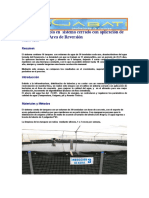 Cultivo de Tilapia en Sistema Cerrado Con Aplicación de Bac