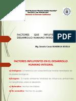4 Factores q Influyen en El Dhi