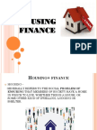 11. Housing Finance