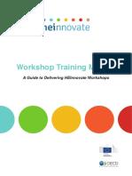 Heinnovate Training Manual