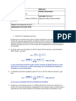 Matemáticas Financieras-Ejercicio 2