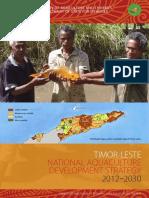 Aquaculture Development Strategy Plan for Timor-Leste (2012-2030)