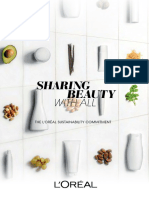 l'Oreal Sustainbility Report 2016