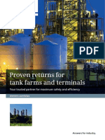 Siemens - Provent Return for Tank Farm and Terminal