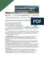 PA Environment Digest Jan. 29, 2018