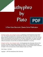 Plato Euthyphro