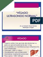 Ultrasonido de Higado