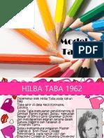 Model Taba