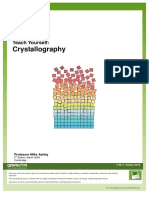 Crystallography exercises