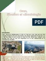 Affichage Analyse de La Ville d'Oran Finale