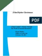 00J a Red Ryder Christmas Wayne Whaley 1