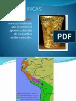 cultura Incaica diapositivas
