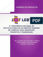 Caderno de Propostas - LGBT Concluido