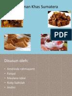makanan sumatra