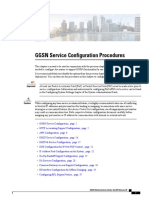 GGSN Service Configuration Procedures