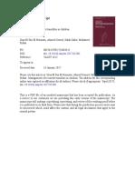 American Journal of Otolaryngology Volume Issue 2017 [Doi 10.1016%2Fj.amjoto.2017.03.001] El Hennawi, Diaa El Din; Geneid, Ahmed; Zaher, Salah; Ahmed, Moh -- Management of Recurrent Tonsillitis in Chi