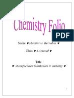 24980579 Chemistry Folio