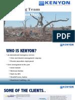 Kenyon Info Day Hk