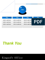 Chart Ppt Template 024