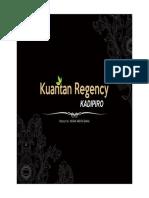 Brosur Perumahan Di Yogyakarta - Kuantan Regency Kadipiro