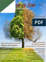 Revista de Poesía de Sur a Sur Año I Num Uno (cERO