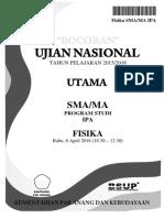 Bocoran Soal UN Fisika SMA IPA 2016.pdf