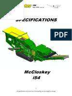 McCloskey I54 technical spec.pdf