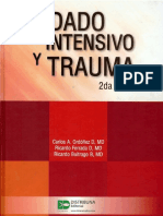 Cuidado Intensivo y Trauma 2Ed