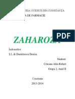 Yaharoza