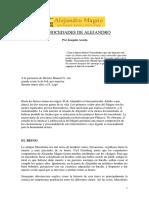 Acosta Joaquin - Las Mocedades de Alejandro Magno