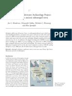 The Pavlopetri Underwater Archaeology
