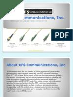 XFS Communications, Inc