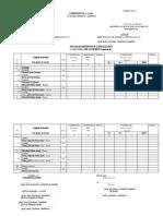 3. Situatie de Plata Definitiva - Anexa 3