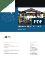 Ghid de Arhitectura Zona Botosani