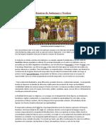 Mosaicos de Justiniano