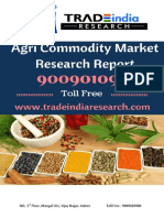 Weekly NCDEX Commodity Research Report 29-01-2018 to 02-02-2018 by TradeIndia Research