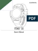Fenix5x OM En