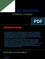 Plan de Negocio Exposicion