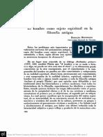 R. Mondolfo - El hombre como sujeto espiritual en la filosofía griega.pdf
