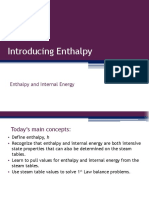 Introduction to Enthalpy