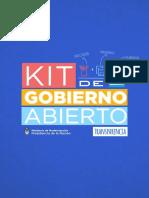 Kit Gobierno Abierto - Transparencia
