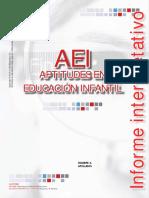AEI Aptitudes en educ aducaión infantil Inf. Interpretativo.pdf