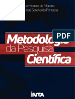 Livro - Metodologia