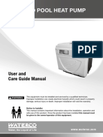 Electroheat Heat-pump Manual